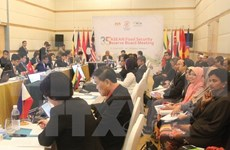 ASEAN accelerates building post-2015 connectivity master plan