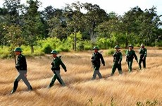 Vietnam, Cambodia hold first defence policy dialogue