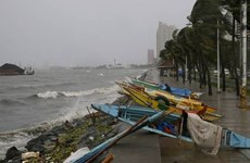 Fatal disasters in Philippines, Indonesia