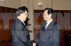 Prime Minister receives Chinese security minister