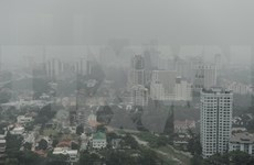 Malaysia: Schools close again over worsening haze