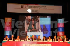 Vietnam attends international pre-school conference in Mexico