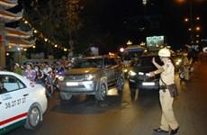 Hanoi, HCM City seek to improve traffic management