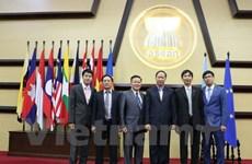 ASEAN, EU boost co-operation on migration, border management