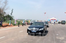Highway No 1 opens in Quang Tri