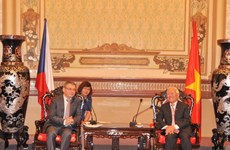 Czech Foreign Minister visits Ho Chi Minh City