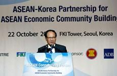 ASEAN, RoK convene connectivity forum