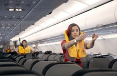 VietJet Air adds flight information update via Zalo app