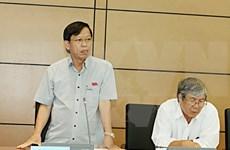 Lawmakers scrutinise socio-economic matters
