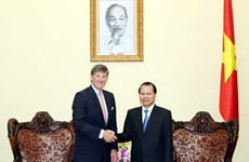 Deputy PM hails Citigroup's business expansion in Vietnam