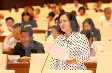 Lawmakers debate draft Civil Code