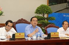 Deputy PM Hai urges boosting IP, EZ development