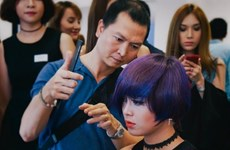 Davines Hair Show 2015 presents newest hairstyles