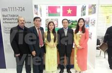 Vietnam attends international fair in Belarus