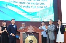 Digiworld named among top 50 Vietnam brands