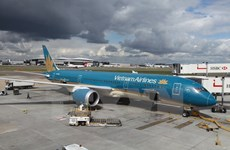 Vietnam Airlines uses Boeing 787-9 Dreamliner on route to Germany