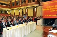 Hanoi focuses on personnel