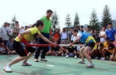 Lai Chau province to host ethnic minority sports festival
