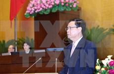 National Assembly debates crime, corruption fight