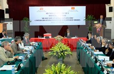 Vietnamese, French communist parties hold theoretical workshop