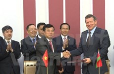 Vietnam, Belarus seek all-round co-operation