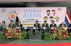 ASEAN cultural week opens in Mexico