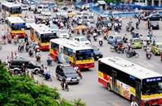 HCM City to allow ads on buses