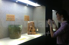 Vietnam's thousand-year-old sacred animals on display