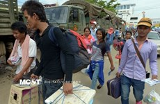 Thailand attaches importance to foreign workers' quality of life