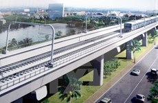 UK keen to develop urban railway projects in HCM City