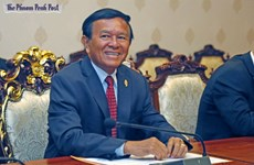 Cambodian parliament strips Vice President Kem Sokha of his role