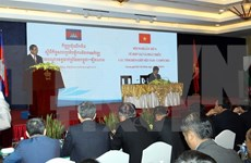Vietnam, Cambodia target advanced border province co-operation