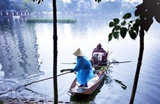 Hanoi's lakes face challenges
