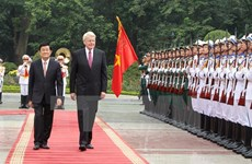 Vietnam, Iceland seek more extensive cooperation