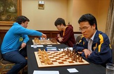 Liem climbs in world chess rankings