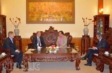 Ambassador pushes ties between localities of Vietnam, Russia