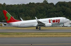 Korean T'way Air to launch Incheo-HCM City route