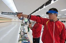 Vietnam wins another Asia shooting bronze