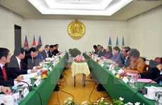 Party delegation visits Cambodia to tighten ties