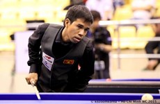 Vietnamese cueists to compete in France