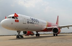 Vietjet expands its fleet with order for 30 more A321s