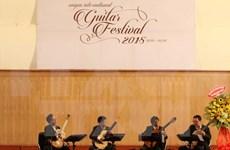 Sai Gon Guitar festival opens
