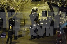 Vietnam denounces attacks on civilians in Paris: spokesman
