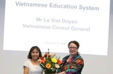 Vietnamese education highlighted in Western Australia