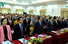 Vietnam Fatherland Front marks 85th traditional day