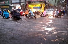 HCM City to implement measures to control worsening flooding crisis