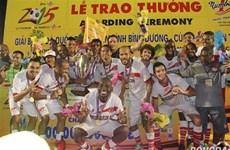 Brazilian team win Binh Duong TV Cup