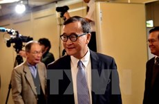 Cambodia forms committee to execute warrant for Sam Rainsy arrest