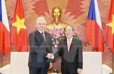 Vietnam, Czech Republic pledge to boost ties