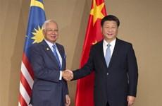 China prioritises diplomatic ties with Malaysia